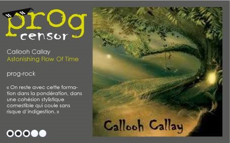 Callooh Callay - Astonishing Flow of Time