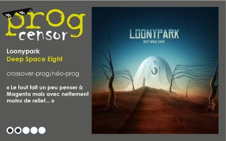 Loonypark - Deep Space Eight