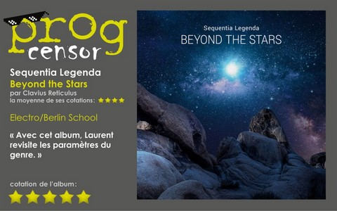 Sequentia Legenda - Beyond the Stars